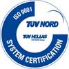 Sierra Recordings - ISO 9001 logo