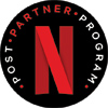 Sierra Recordings - Netflix logo